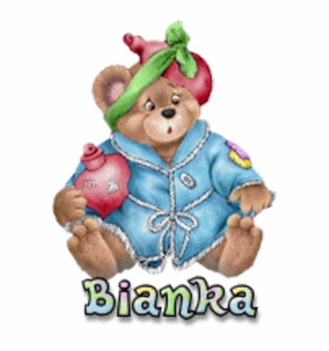 Bianka - BearGetWellSoon