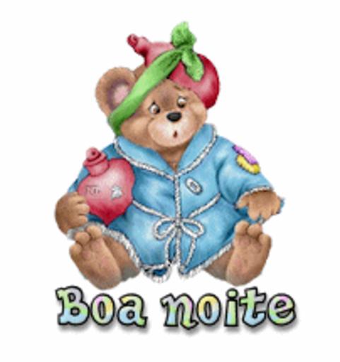 Boa noite - BearGetWellSoon