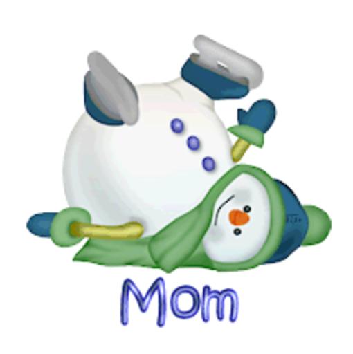 Mom - CuteSnowman1318