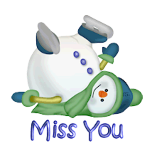 Miss You - CuteSnowman1318