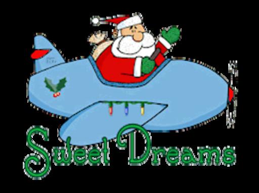 Sweet Dreams - SantaPlane