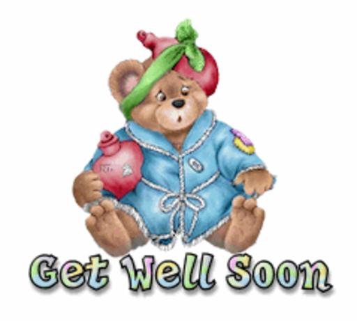 Get Well Soon - BearGetWellSoon