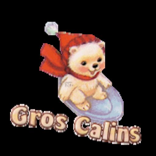 Gros Calins - WinterSlides