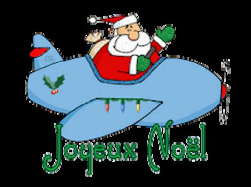 Joyeux Noel - SantaPlane