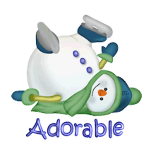 Adorable - CuteSnowman1318