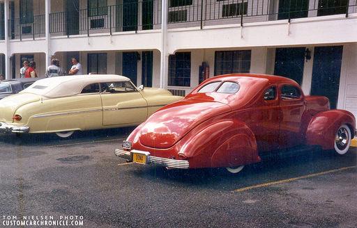 Tom-Nielsen-Parking-Lot-Customs-1980s