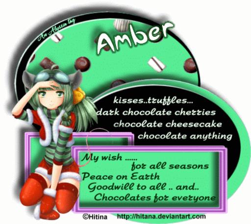 Amber MCAllYr Hitina Alyssia