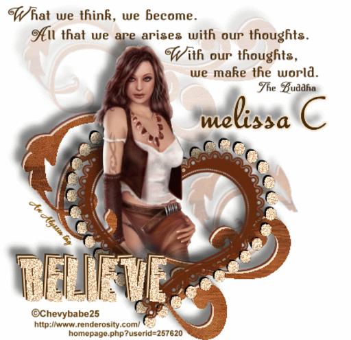 melissaC Believe Chevyb Alyssia