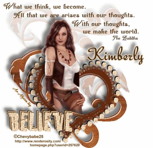 Kimberly Believe Chevyb Alyssia