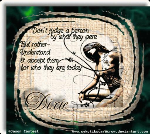 Dixie Understand JCast Alyssia