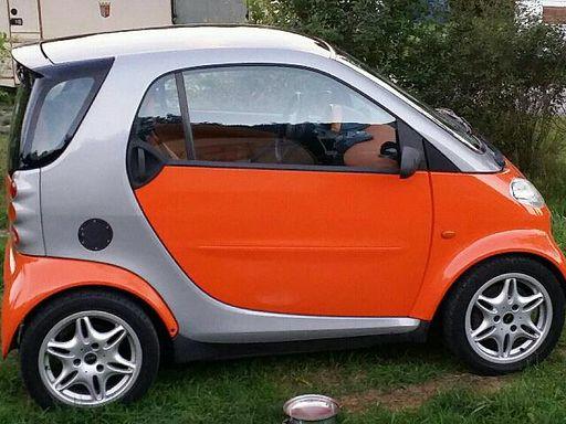 1998 smart city-coupé/city-cabrio Smart for Two