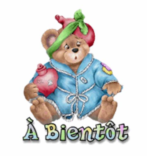 A Bientot - BearGetWellSoon