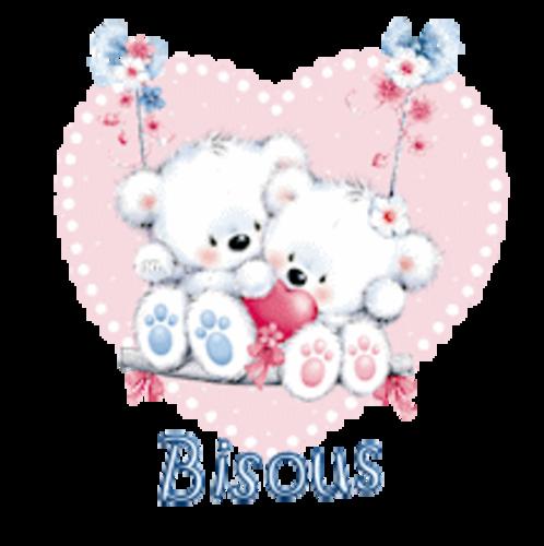 Bisous - ValentineBearsCouple