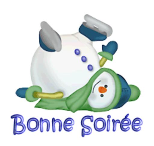 Bonne Soiree - CuteSnowman1318