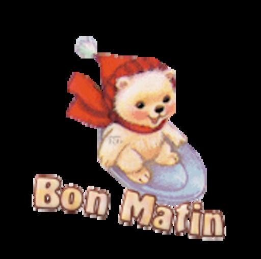 Bon Matin - WinterSlides