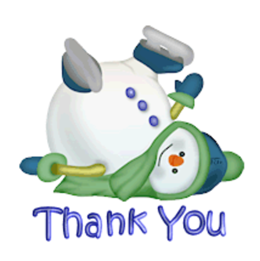 Thank You - CuteSnowman1318