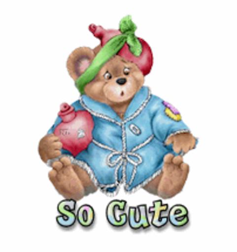 So Cute - BearGetWellSoon