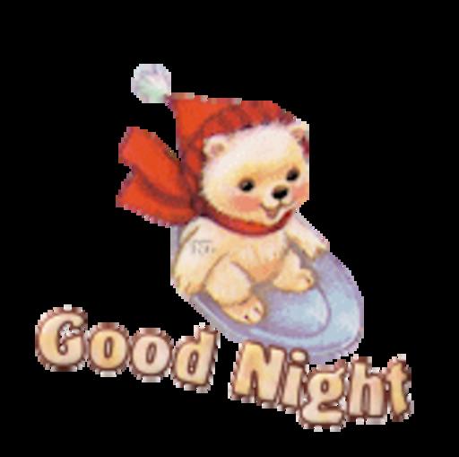 Good Night - WinterSlides