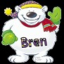 Bren Polar Bear