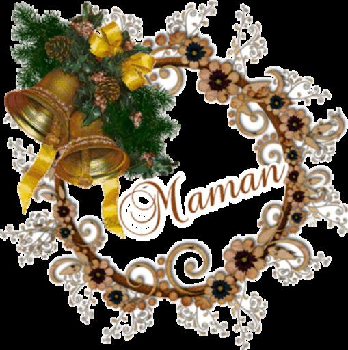 Maman - XmasBells2-Sandra-Dec 13, 2018