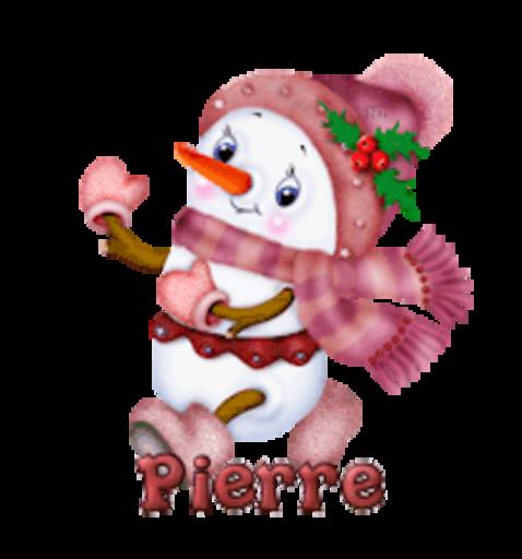 Pierre - CuteSnowman