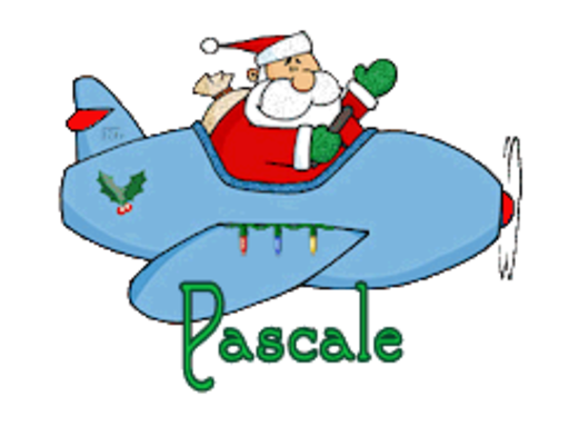 Pascale - SantaPlane