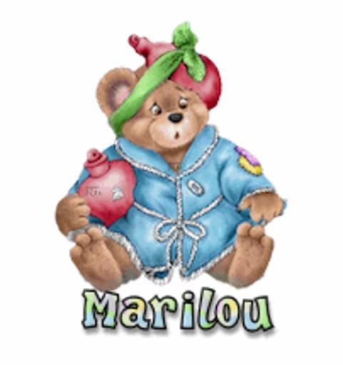 Marilou - BearGetWellSoon