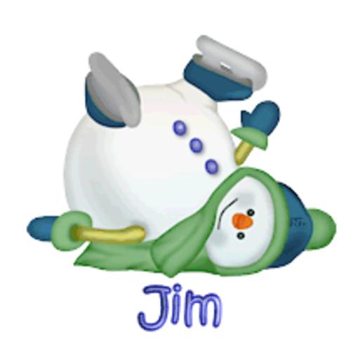 Jim - CuteSnowman1318