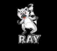 Ray - RaccoonStepOnName