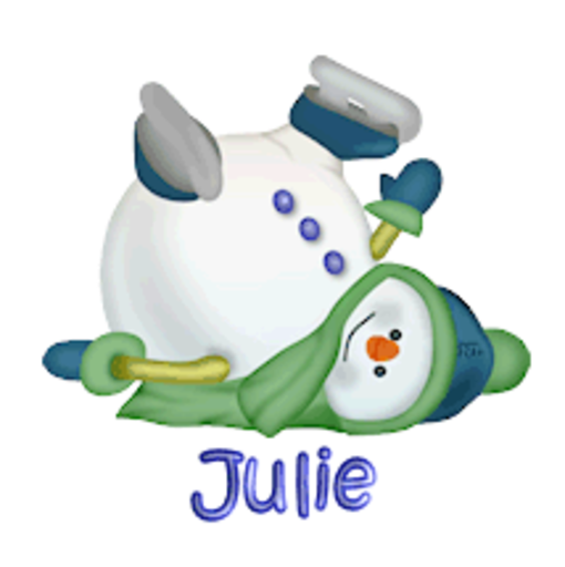 Julie - CuteSnowman1318