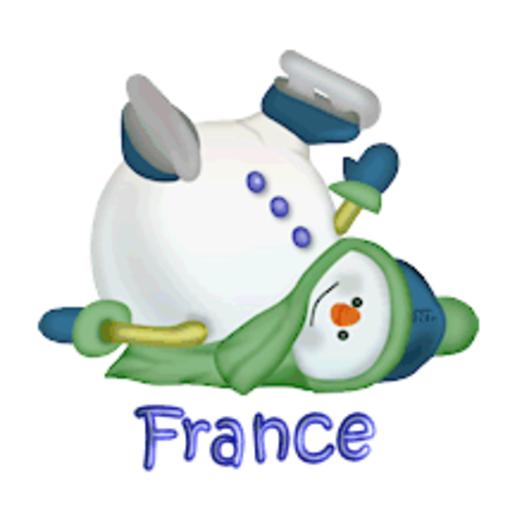 France - CuteSnowman1318