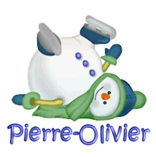 Pierre-Olivier - CuteSnowman1318