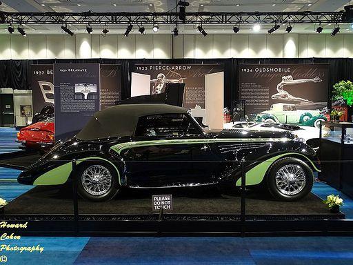 Canadian International Auto Show 2018 album | HowardCohen | Fotki