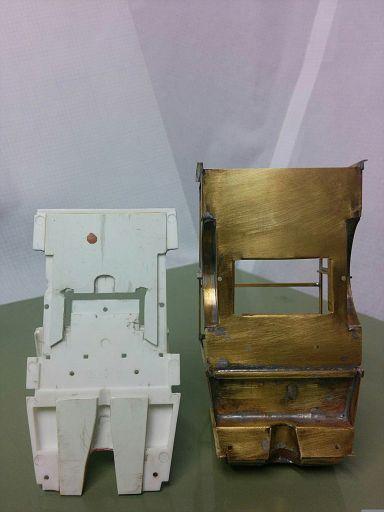 Brass framework 5