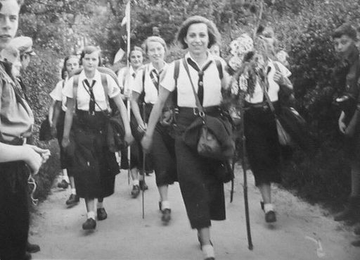 BDM Girls Hiking Day