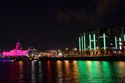 NYE in Dublin