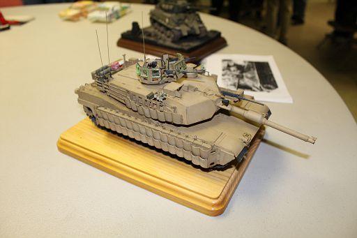 M1A2 Abrams Tusk II-LouUrsino 1