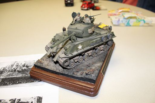 M4A3E8 Sherman-LouUrsino 1