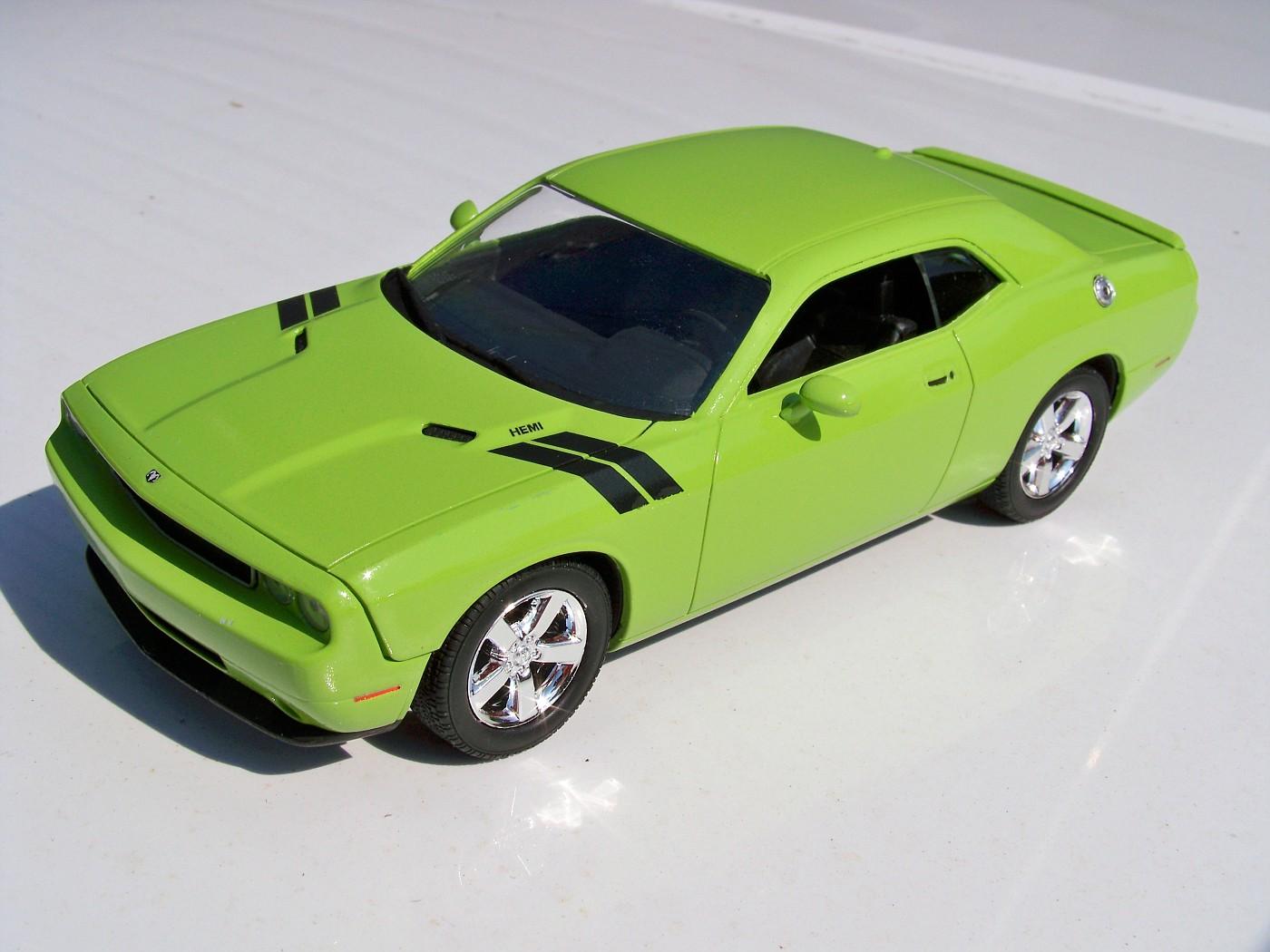 2009 Dodge Challenger 01