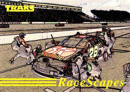 #96 Martin Truex Jr. 2017 PANINI DONRUSS Racing Cox