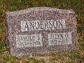 WINDSOR LOCKS - GROVE CEMETERY - ANDERSON - 02