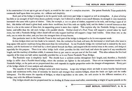 BERLIN IRON BRIDGE CO  - PAGE 004