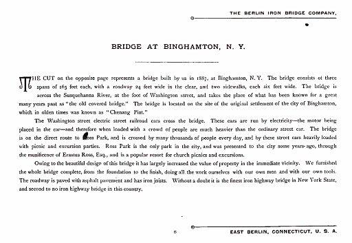 BERLIN IRON BRIDGE CO  - PAGE 008