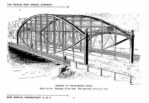 BERLIN IRON BRIDGE CO  - PAGE 011