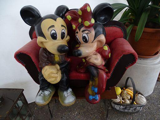 Micky and Miny