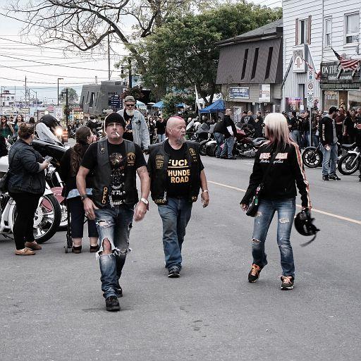 biker's bash dudes