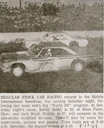 22-Bud Nelson & 27-Jack Boyd mobile 8-13-68