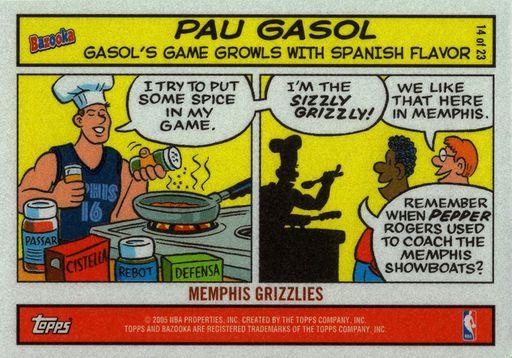 2004-05 Bazooka Comics #14 (1)