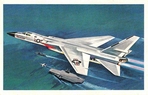1961 Revell Development of Naval Flight #04 (1)