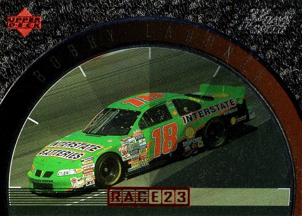 1998 Upper Deck Victory Circle 32 Days of Speed #DS23 (1)